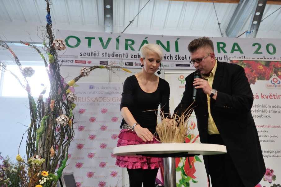 FOR GARDEN Trade Fair (19.- 22. 3. 2015), PVA EXPO PRAGUE Exhibition Centre (11)